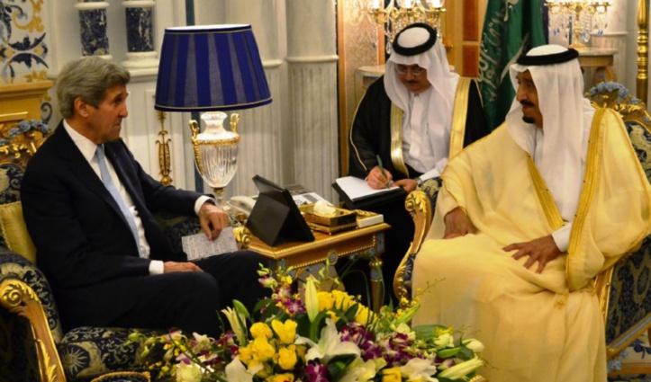 Kerry en Arabie Saoudite avant des réunions internationales