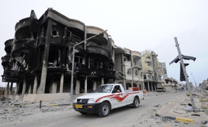 La communauté internationale au chevet de la Libye où l'EI gagne du terrain