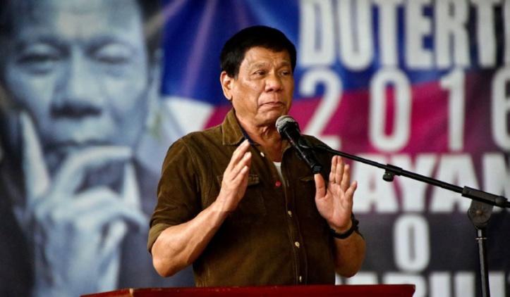Rodrigo Duterte veut rétablir la peine de mort aux Philippines