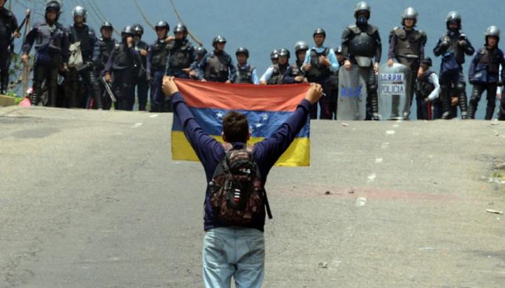 Le Venezuela au bord de l'explosion