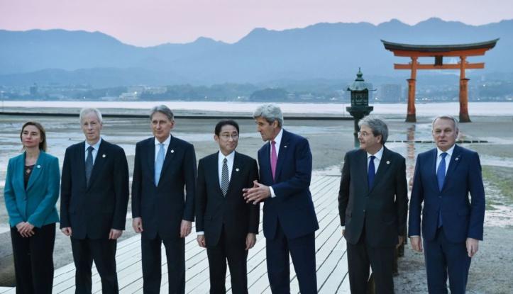 Les argentiers du G7 réunis au Japon pour parler croissance et monnaies