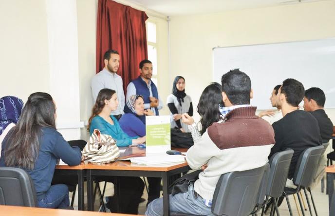Pour impliquer davantage les jeunes dans la vie de l'entreprise