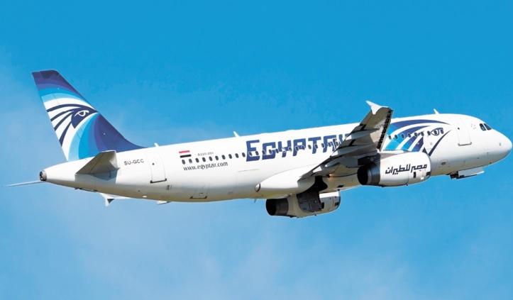 Crash d'un Airbus A320 d'EgyptAir en mer Egée