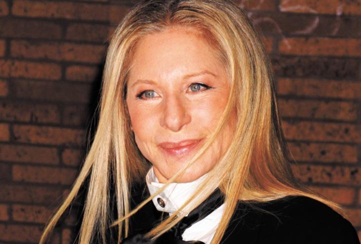 Barbra Streisand sort un nouvel album