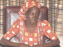 """Amina Ali, rescapée de Chibok, """"la petite chérie du quartier"""""""