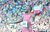 Bolt annonce la couleur depuis Ostrava