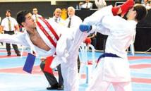 Bonne entame des champions marocains à la Coupe internationale Mohammed VI de karaté