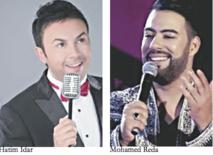 Hatim Idar et Mohamed Reda : Il est temps pour la  chanson marocaine de rayonner dans le monde arabe