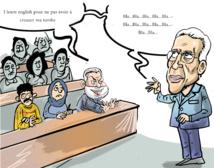 La énième ineptie  de Lahcen Daoudi