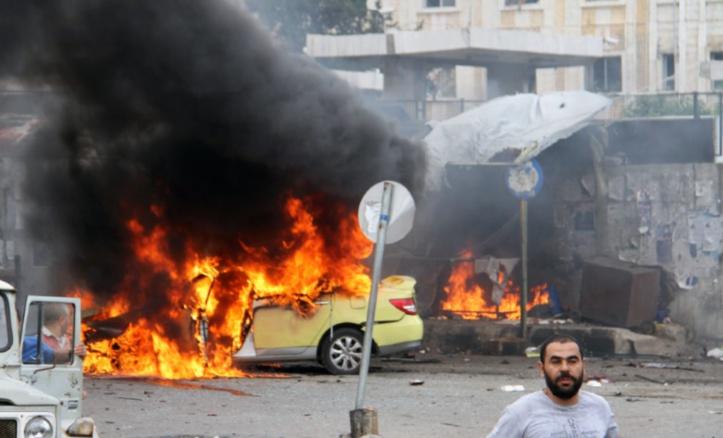 Sept voitures piégées explosent simultanément dans des localités côtières de l'ouest de la Syrie