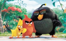 """Les oiseaux d' """"Angry Birds"""" planent au sommet du box-office"""