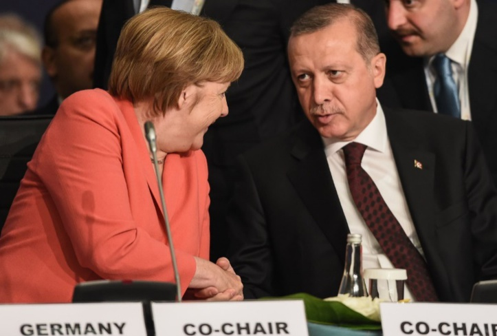"""""""Démocratie en Turquie contre visas'' ou le message de fermeté de Merkel à Erdogan"""