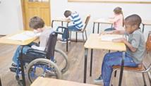 Insertion scolaire des personnes en situation de handicap