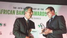 """Attijariwafa Bank consacrée  """"Banque africaine de l'année"""" à Lusaka"""
