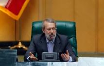 Le conservateur Ali Larijani  réélu président du Parlement iranien