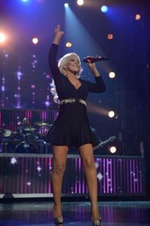 Christina Aguilera clôture Mawazine en beauté