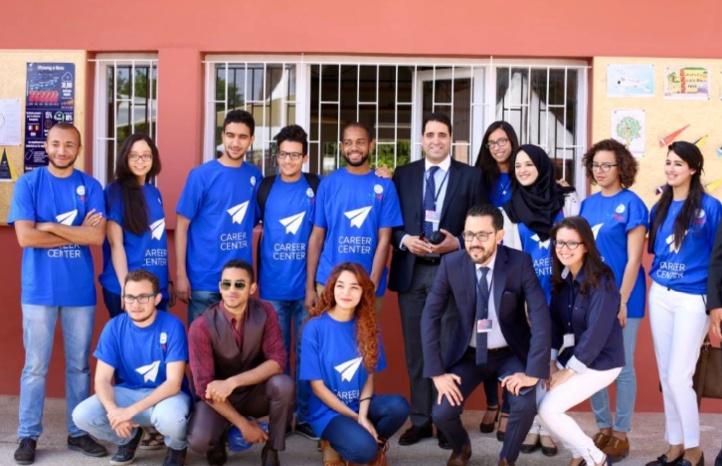 Ouverture du premier Career Center du Maroc à Marrakech