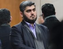 Démission du négociateur en chef de l'opposition syrienne aux pourparlers de paix