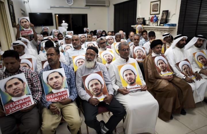 Neuf ans de prison en appel pour le chef de l'opposition chiite à Bahreïn