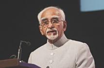 L'Université Mohammed V décerne le titre de Docteur honoris causa  à Mohammad Hamid Ansari