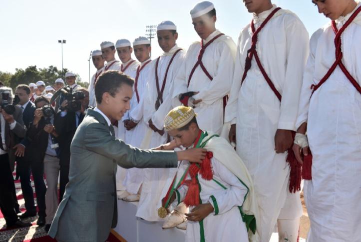 Le Trophée Hassan II des arts équestres traditionnels remporté par la troupe de Fkih Ben Salah