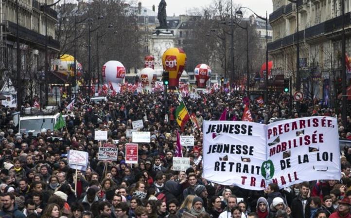 La situation se complique d'avantage pour le gouvernement français