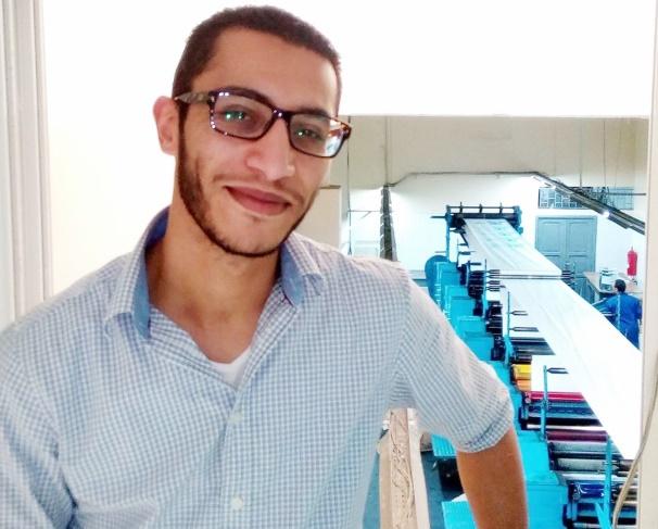 Ahmed Mesk se confie sur son premier roman