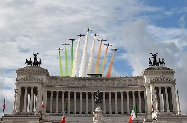 L'Italie célèbre les 70 ans de sa République et du droit de vote des femmes
