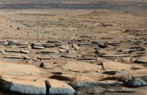 Mars émerge d'un long âge glaciaire