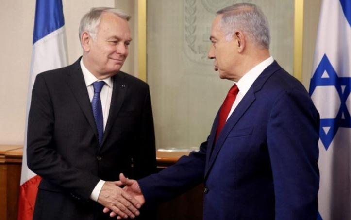 Paris veut tenter de redonner un souffle au processus de paix au Proche-Orient
