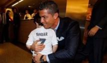 Le beau geste de Ronaldo