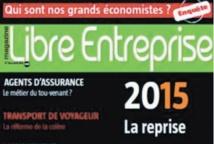 """Le magazine """"Libre Entreprise"""" souffle sa première bougie"""