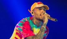 Chris Brown écrase la tête d'un fan en concert
