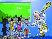 Le baccalauréat sous haute surveillance