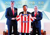 Les Chinois continueront à investir dans le football  international