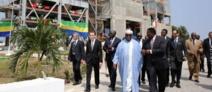 Une nouvelle cimenterie érigée  au Gabon par un groupe marocain