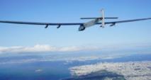 Solar Impulse désormais face à l'Atlantique