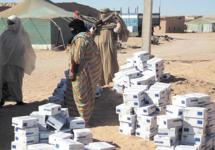 Les institutions de l'UE solennellement saisies du détournement de l'aide humanitaire par le Polisario