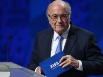 Blatter affirme que des tirages au sort ont été truqués en Europe