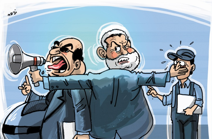 Abus patronal et complicité gouvernementale