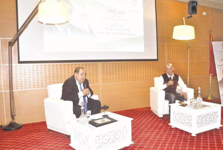 A la Maison de la presse de Tanger : Driss Lachguar appelle le gouvernement à un accord sur les grands dossiers