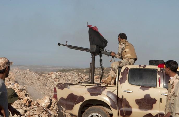 Nouvelle contre-offensive repoussée de l'EI à Syrte
