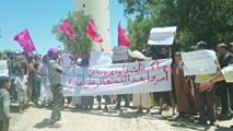 Les habitants d'Ait Daoud  réclament leur droit à l'eau potable