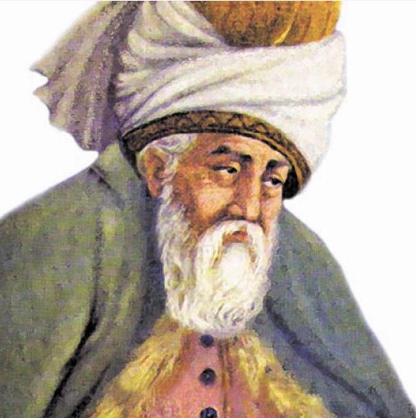Djalāl ad-Dīn Muhammad Rūmī :  Le poète qui a influencé le soufisme