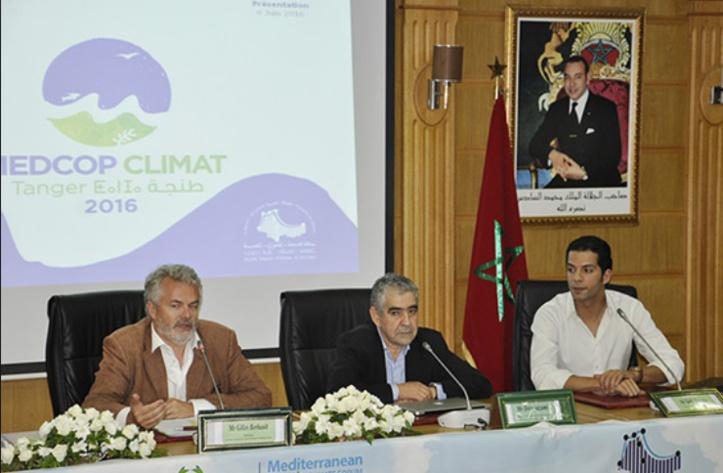 Tanger abrite la MedCOP Climat