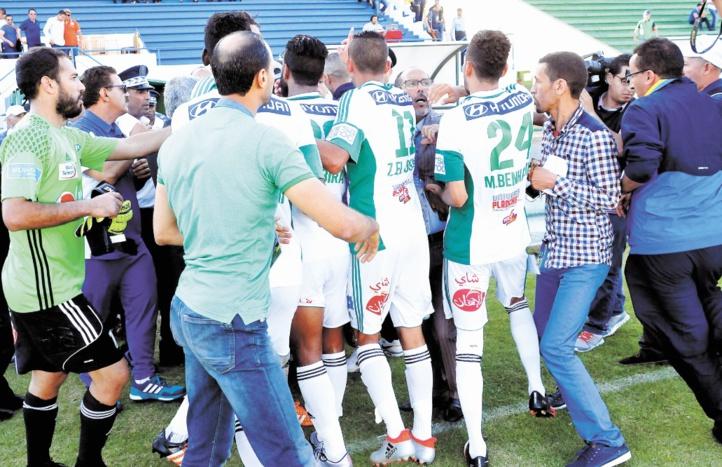 Le foot marocain fout le camp : La preuve par la fédé, le Raja, Taoussi, l'arbitrage …