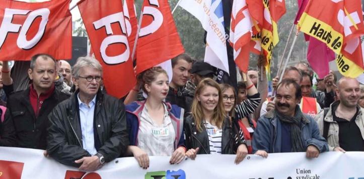 L'exécutif français interdit une manifestation syndicale à Paris