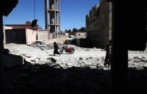 Une trentaine de civils dont six enfants tués dans des raids aériens  à Raqa