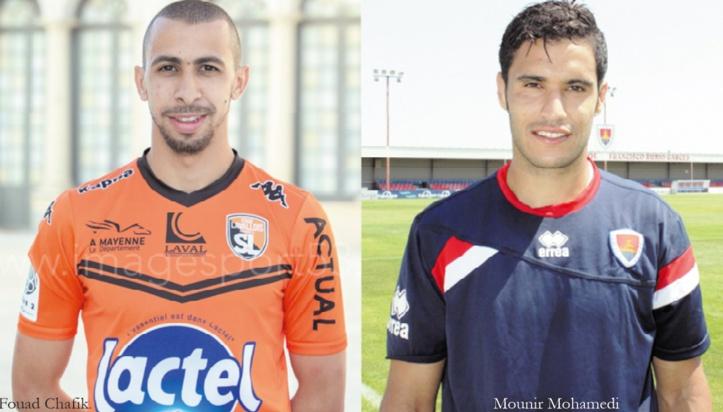 Chafik à Dijon et Mohamedi pressenti à Majorque