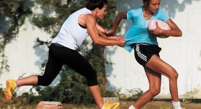 En Tunisie, les exploits au rugby s'écrivent au féminin
